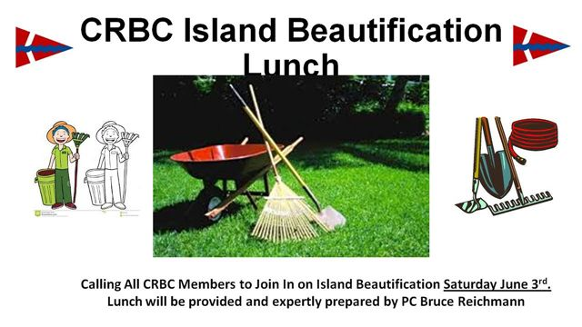 Island Beautification Lunch