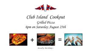 Island Cookout @ CRBC Gazebos